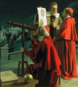 Copernicus and the Telescope