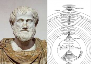 Aristotle and his vision of the Universe