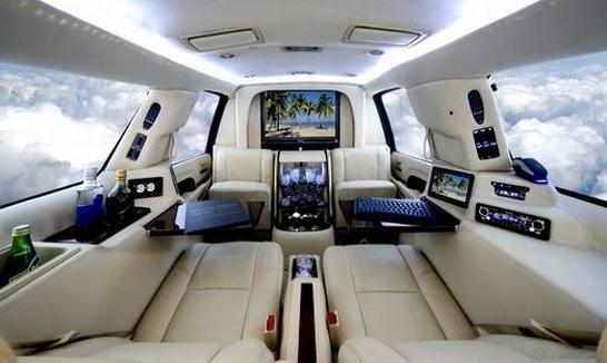 La voiture que j'aurais aimé avoir : le bureau mobile