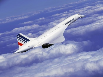 Le Concorde, une grande invention française