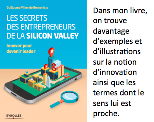 Les secrets des entrepreneurs de la Silicon Valley - promotion