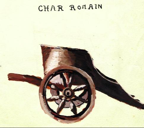 Char Romain