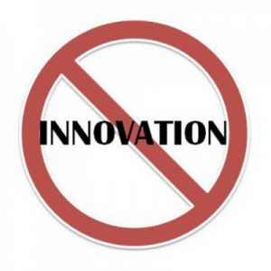 Companies fail at innovation