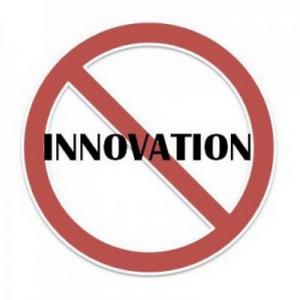 Companies fail at innovation