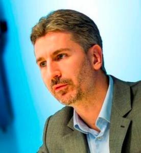 Grégory Olocco, Directeur du i-Lab d'Air Liquide
