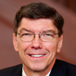 Clayton Christensen, professeur à Harvard Business School