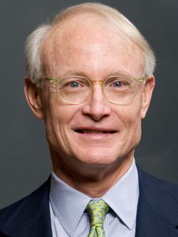 Micheal Porter, professeur de stratégie d'entreprise de l'Université Harvard