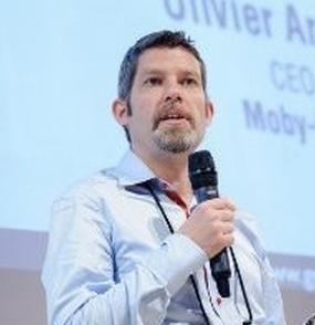 Olivier Arnaud, fondateur de Moby-City
