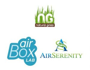 Airboxlab, Natural Grass et Air Serenity ont été retenus