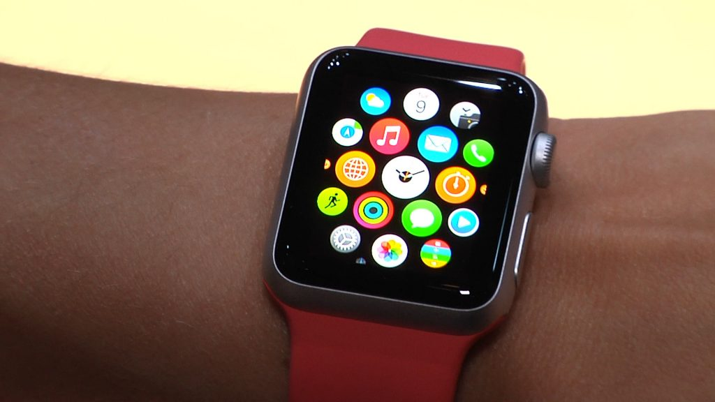 Apple Watch, la future égérie de l'Internet des objets