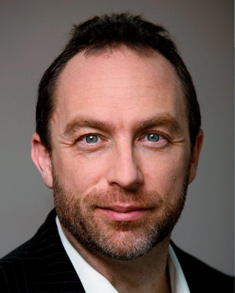 Jimmy Wales - Fondateur de Wikipedia
