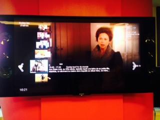 Pastille de prévisualisation des programmes TV