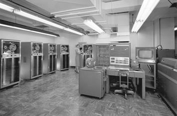 Unité centrale IBM - 1964