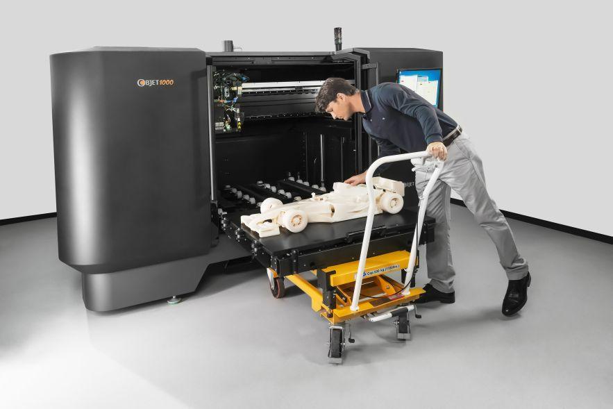 Les imprimantes 3D façonneront le futur