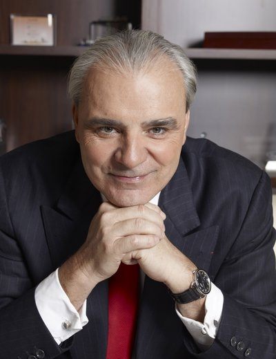 Jean-Louis Chaussade, PDG de Suez Environnement