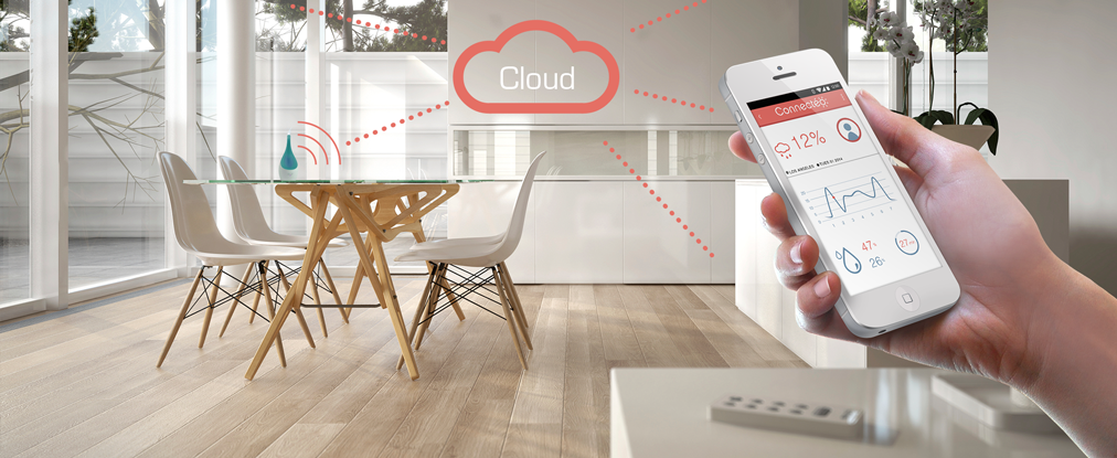 La connectivité des objets connectés bénéficiera de l'environnement en Cloud