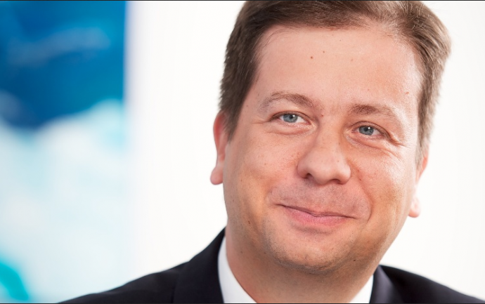 Luka Mucic - CFO and COO of SAP