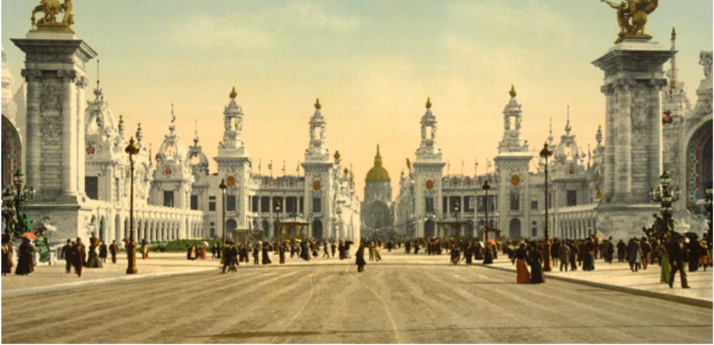 Paris Belle Epoque - Exposition Universelle