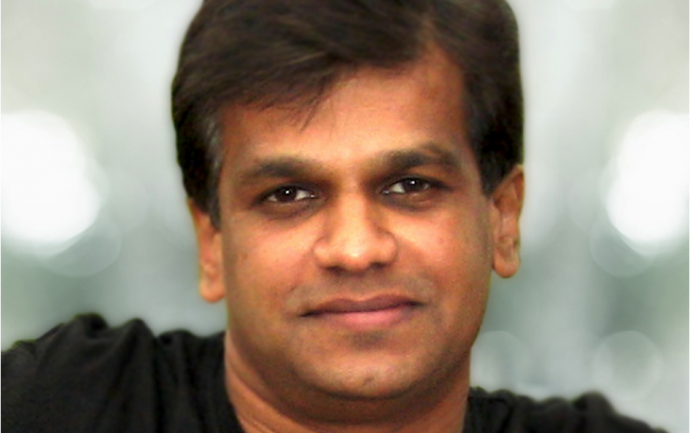 Rajiv Prabhakar, founder of Ivy Mobility