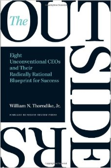 The Outsiders by William Thorndike