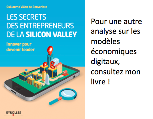 Modèles économiques digitaux - Les secrets des entrepreneurs de la Silicon Valley