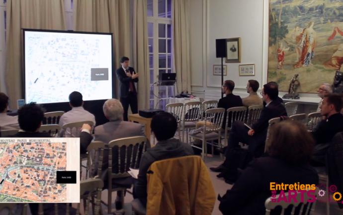 Belle Epoque - conference aux Arts et Metiers