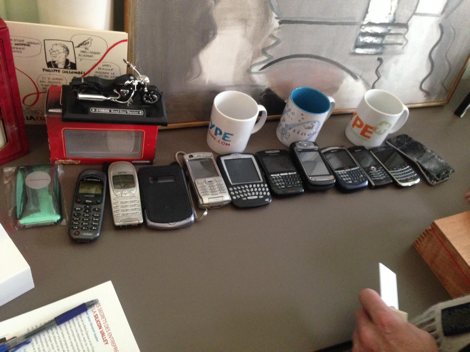 L'histoire des smartphones - Philippe Collombel