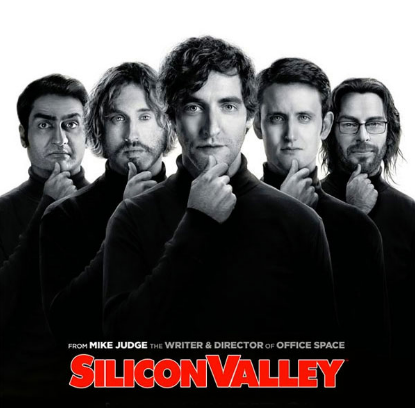 Silicon Valley - the TV Serie