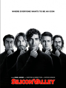 Silicon Valley - where everyone wants to be an icon