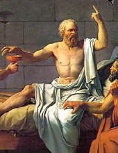 Socrates par David