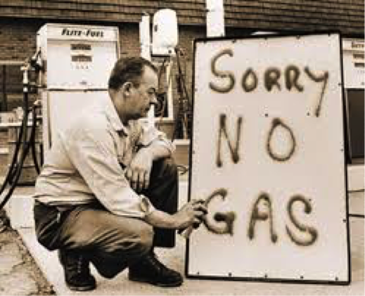 Sorry No Gas