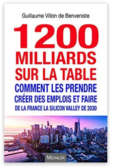 1200 milliards sur la table - comment les prendre - Michalon