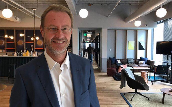 Pierre Schaller - cofondateur de Smart Lane