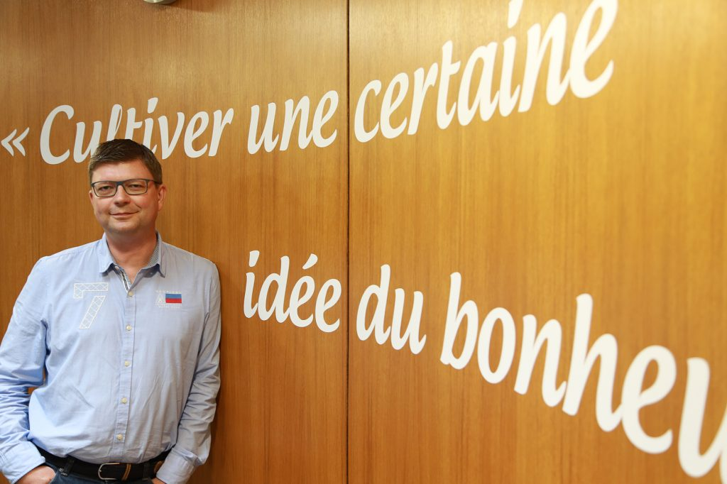 Alexandre Gerard - PDG d'Inov On