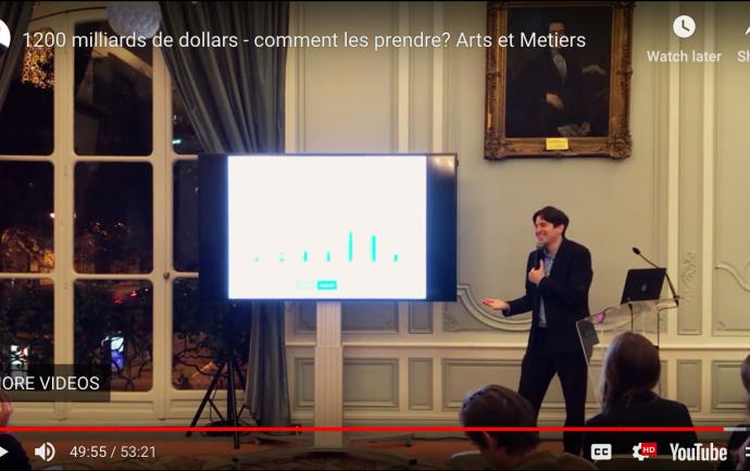 Guillaume Villon de Benveniste - Michalon - Arts et Metiers - Investissement et Technologie