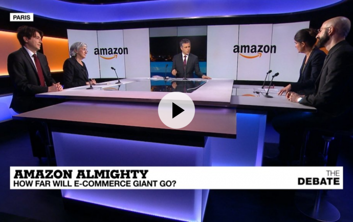 Amazon almighty - How far will the e-commerce giant go