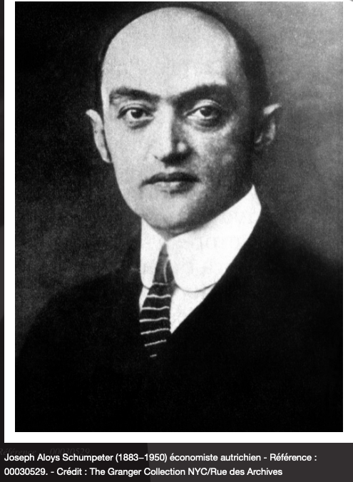 Joseph Aloys Schumpeter