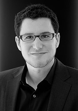 Eric Ries - author of The Lean Startup