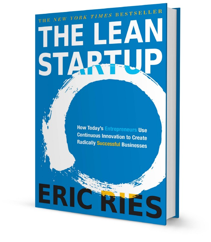 Book Review - The Lean Startup by Eric Ries - The Innovation Blog